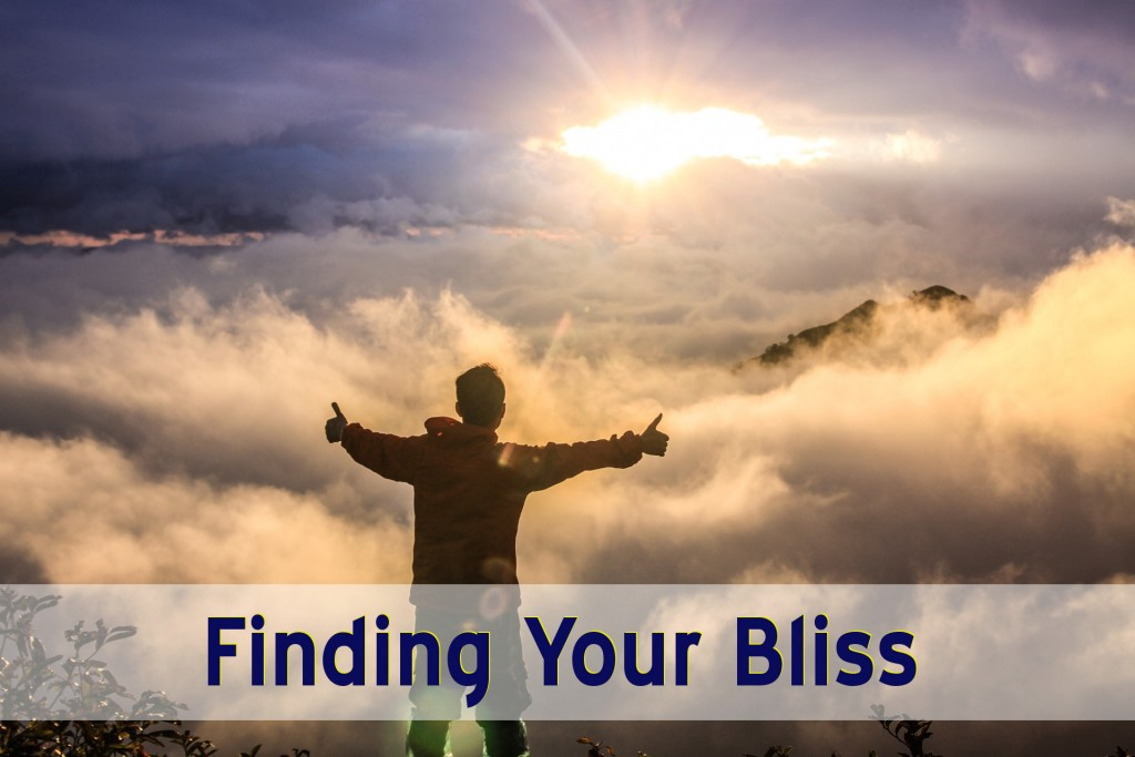 Finding Your Bliss - Joseph Campbell - Spiritual Success