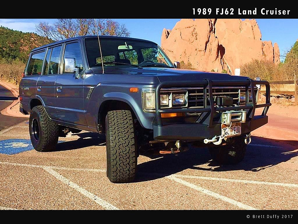 Land Cruiser Fj60 Series The Energizer Bunny Of Suvs Toyota Great Online Community Support And Aftermarket Parts Suppliers For These Reader Submission His 1989 Fj62