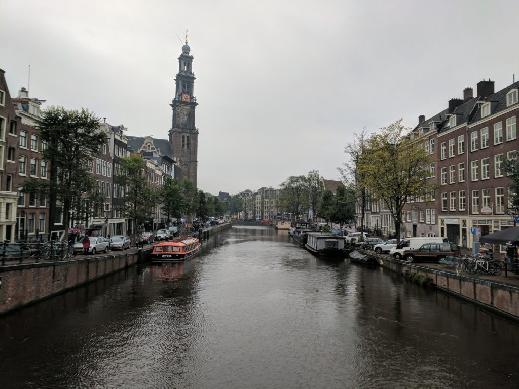 Beautiful canals