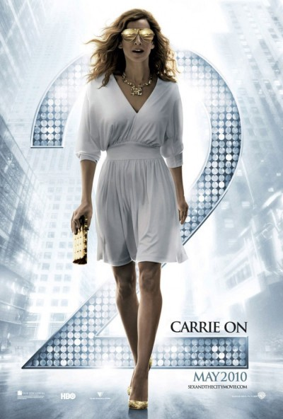 """I KIND OF FEEL LIKE I """"CARRIE""""-D THIS CHAT"""