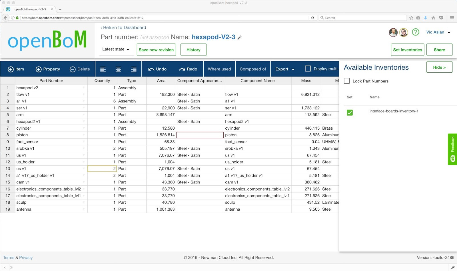how to import an inventory spreadsheet to openbom openbom medium