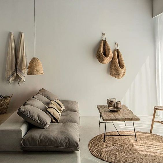 & All Natural: Four Ways to Add Organic Materials to Your Decor