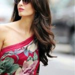 Amal Clooney's most preferred haircut 7