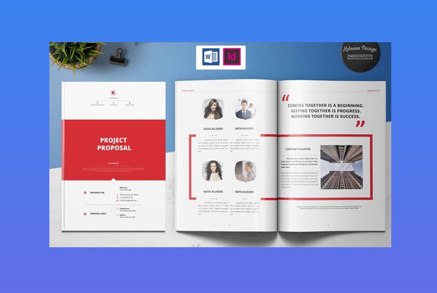 20 Best Proposal Templates Best Digital Themes Medium