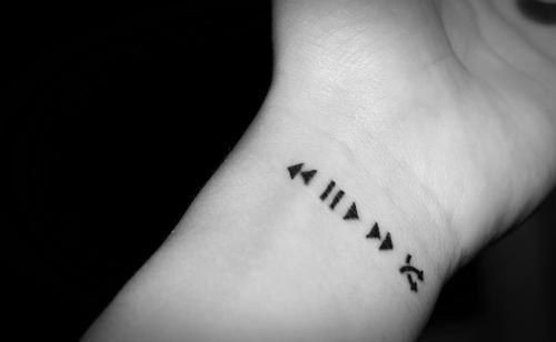 32 Inspiring Wrist Tattoos Allwomenstalk Medium