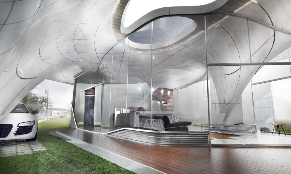 """World's first freeform 3D printed house """"rethinks"""" traditional on beauty nature, architecture nature, kitchen design nature, fishing nature, holiday nature, diy nature, graphic design nature, science nature, animals nature, home drawing nature, painting nature, home art nature, photography nature, interior design nature,"""
