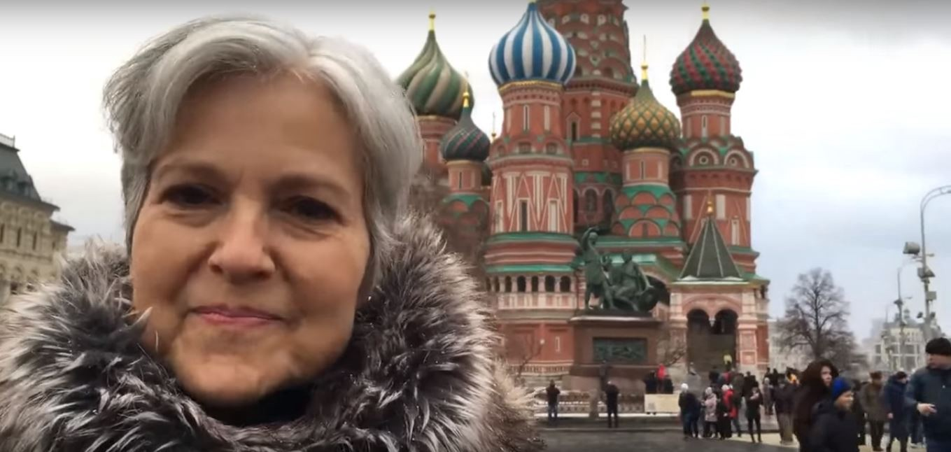 Image result for jill stein putin trump
