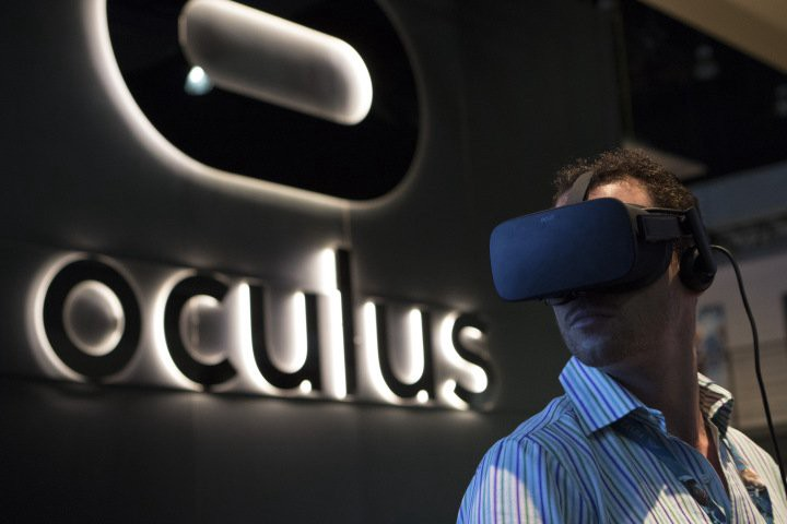Facebook's virtual reality ambitions could be threatened by court order