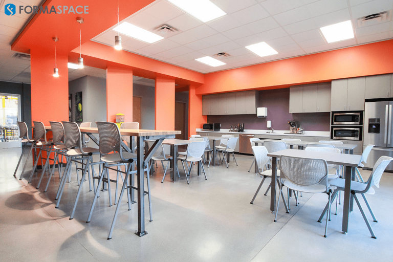 office cafeteria design enchanting model paint. Office Cafeteria Design. At The Busch Manufacturing Plant In Austin, Texas, Formaspace Designed Design Enchanting Model Paint A