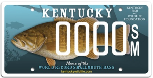 Kentucky_Fish_and_Wildlife_license_plate