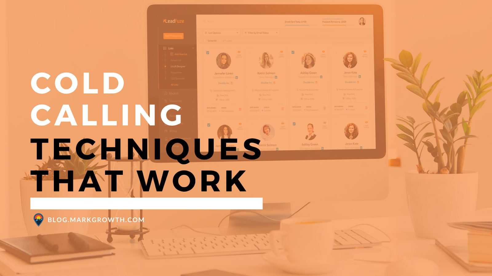 Cold Calling Techniques That Actually Work