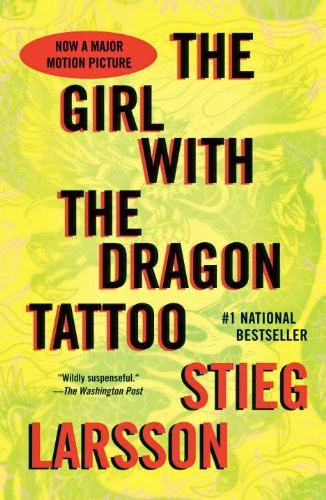 The Girl with the Dragon Tattoo by Stieg Larsson book review by Megan Folse