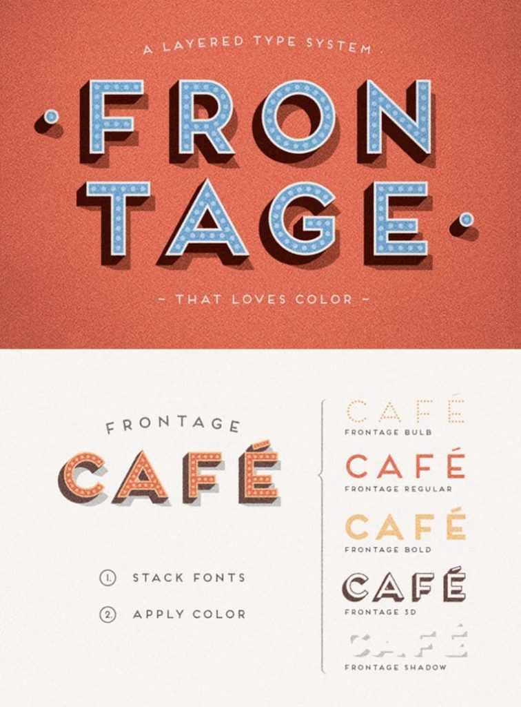 Frontage - Complete Family by Juri Zaech
