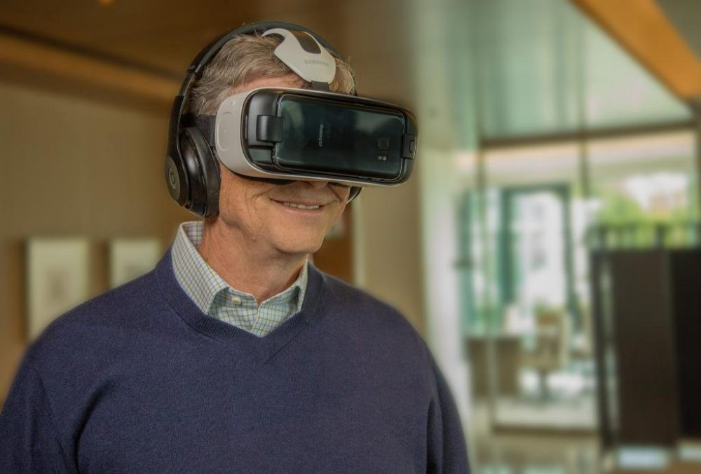 What effect will Bill Gates moving into the mobile #VR world have? via @The_CSJR
