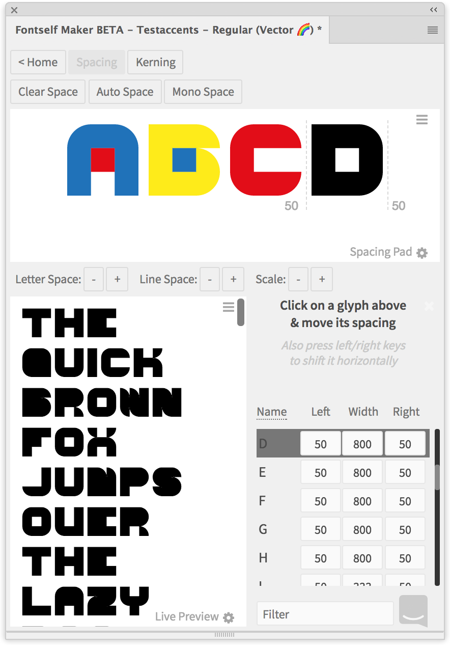 Design A Color Font With Illustrator & Fontself (In One Afternoon