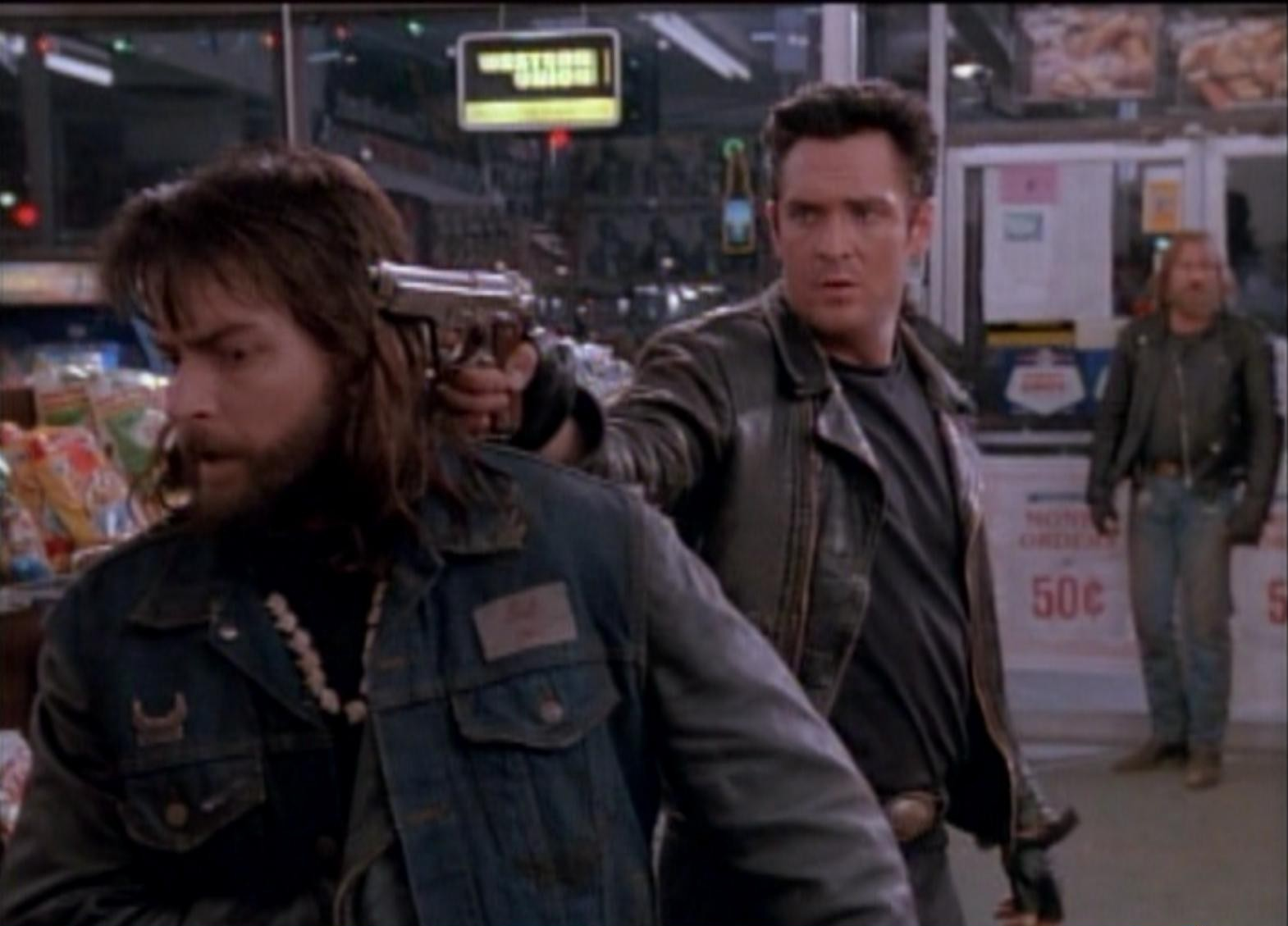 charlie sheen movie above the law