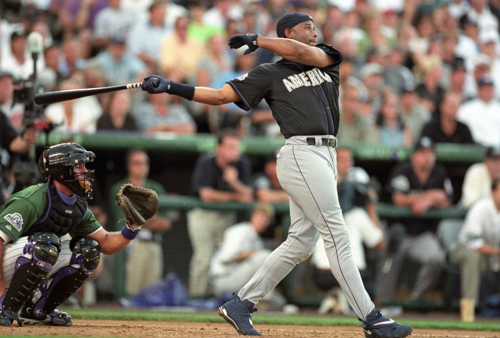 Griffey Home Run Derby Memories – From the Corner of Edgar   Dave b0bccdf08