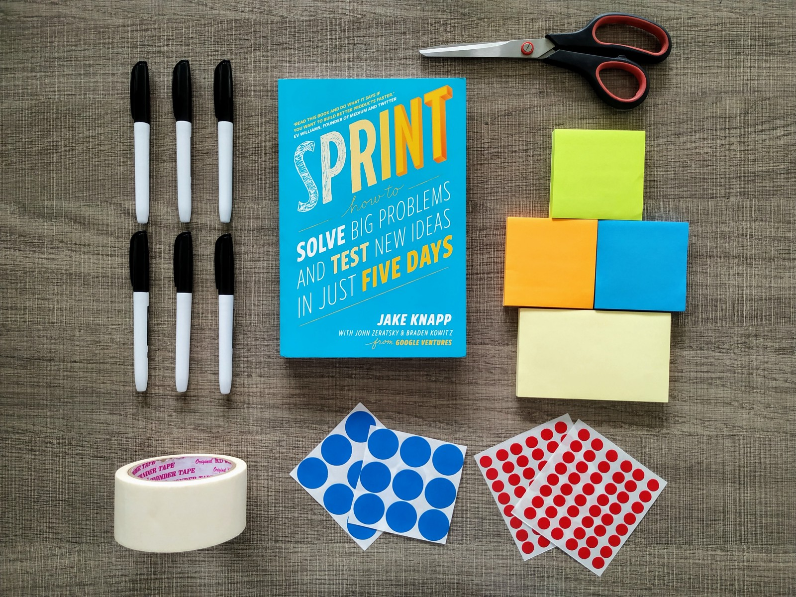 6 tips on how I fit Lean UX into Scrum