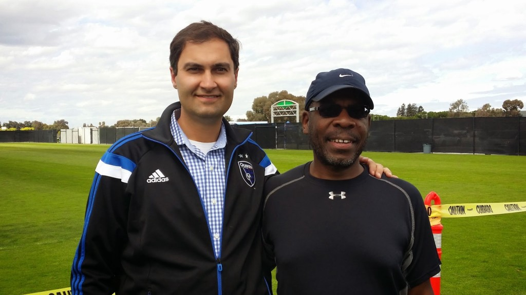 Connected with Dave Kaval President of Sharks due to Social Media