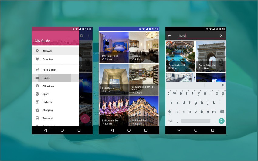 9 of the Best Mobile App Templates of 2018 on Android & iOS