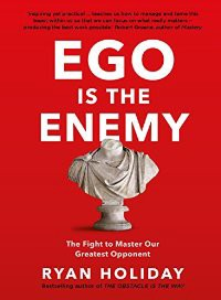 Ego Is the Enemy – Cover