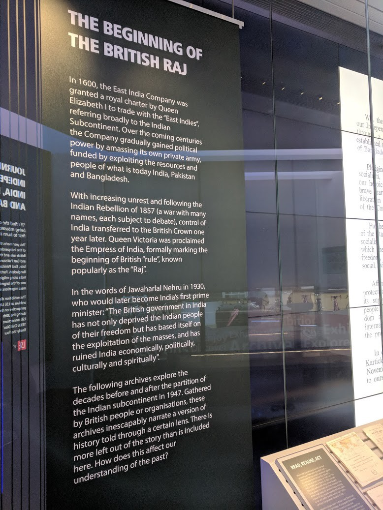 7bf2f87f5593b This is was the most complex aspect of doing the exhibition for me, but  also the most enjoyable. As I was writing, I often had a rethink about the  objects I ...