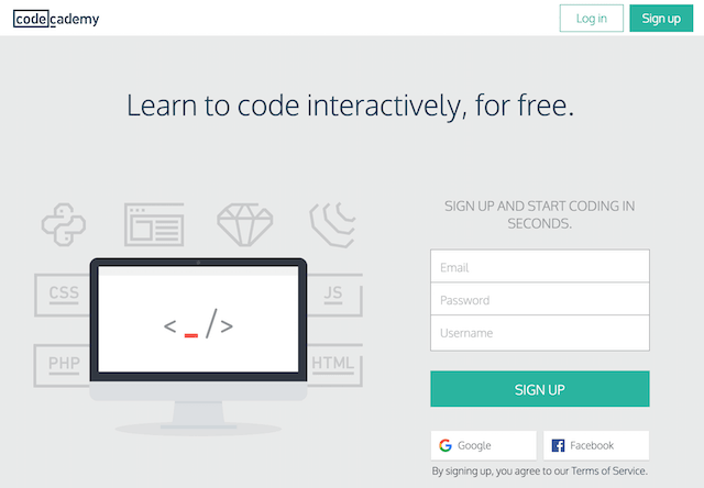 How To Learn Web Design Codeacademy