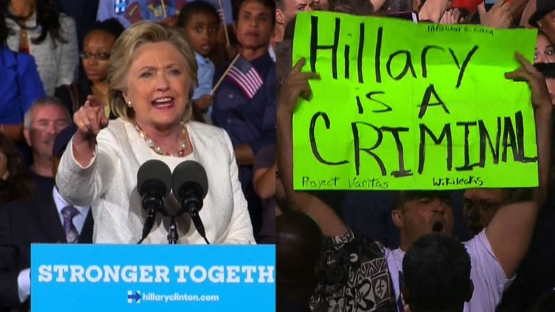 Image result for hillary clinton hated