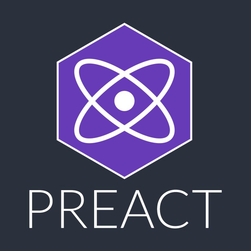 AMP to include custom Javascript with Preact