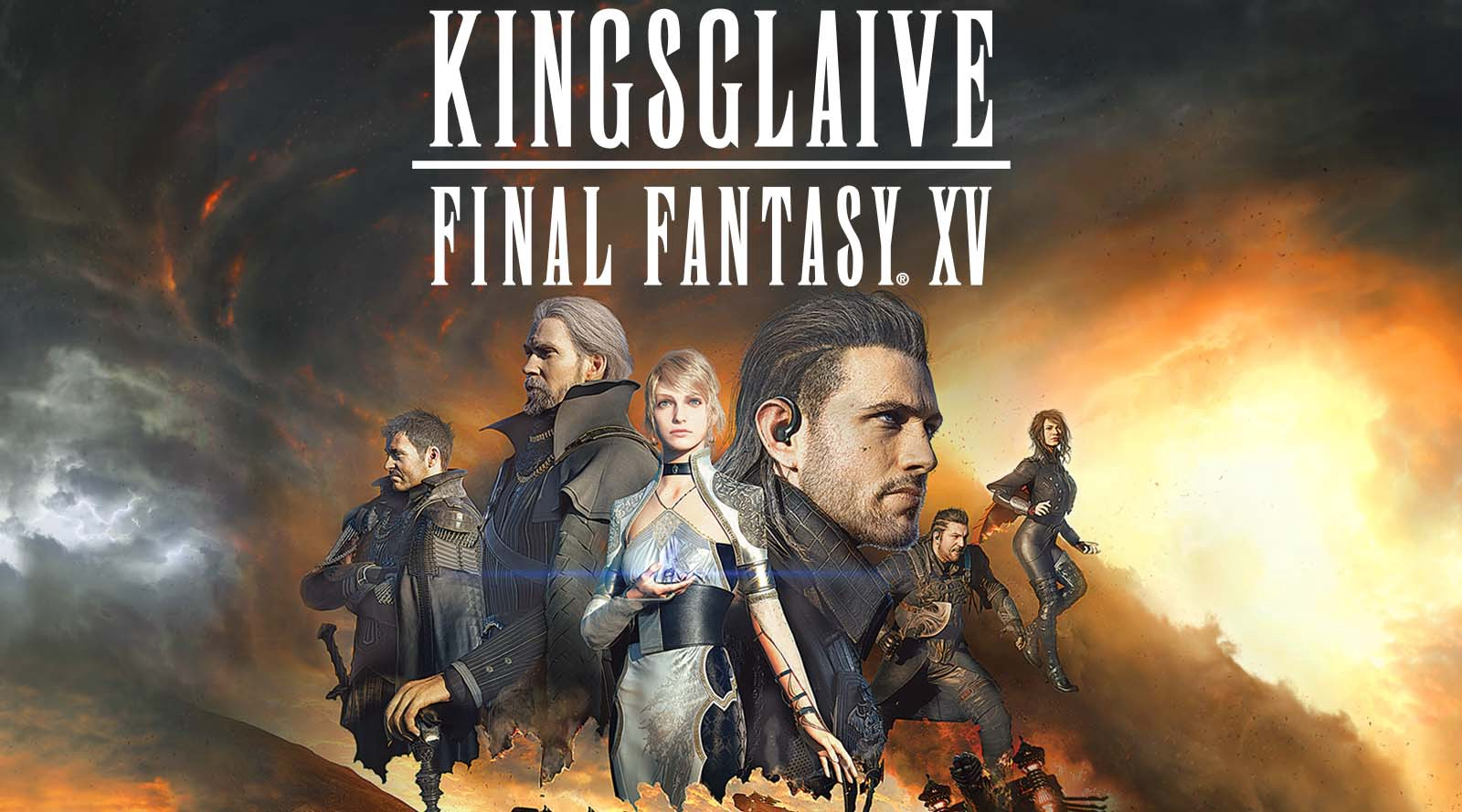 you might not love 'kingsglaive: final fantasy xv' unless you're a gamer