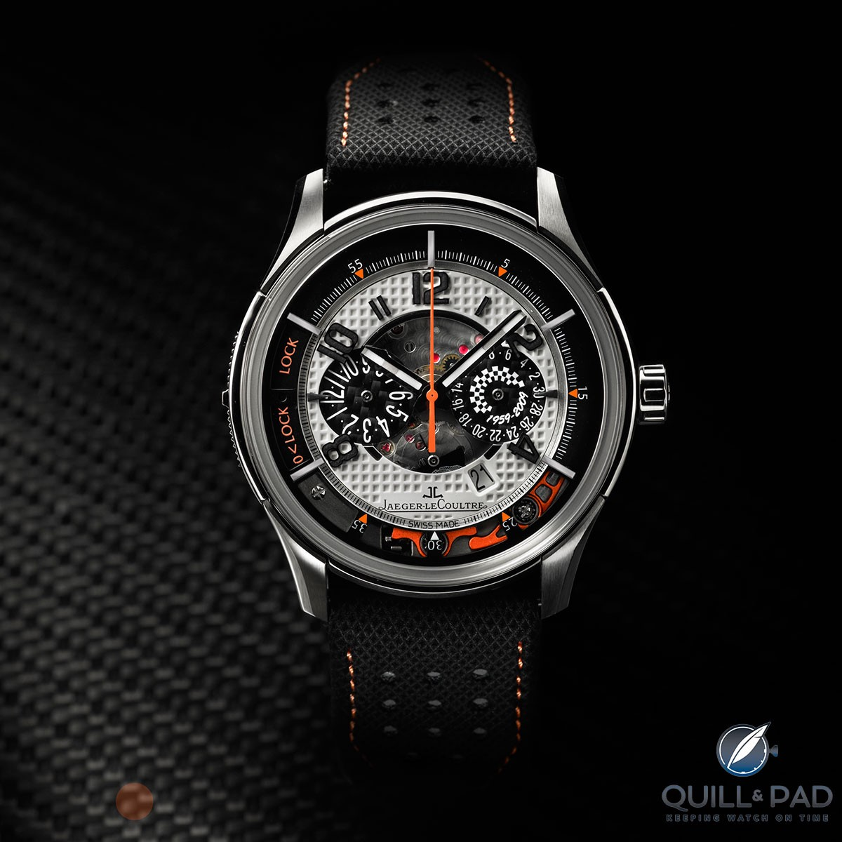 Jaeger-LeCoultre Amvox 2 Chronograph Racing