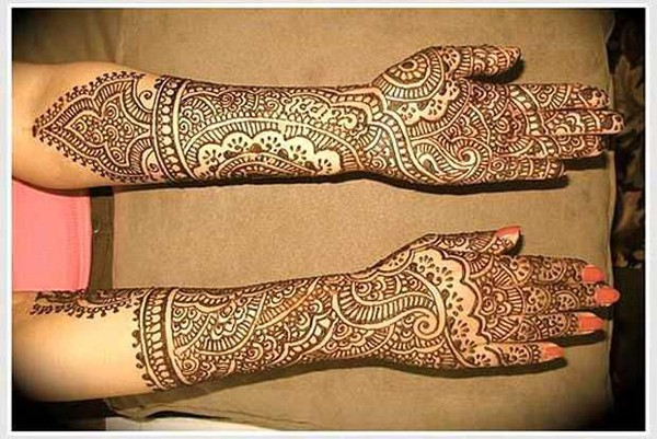Intricate Mehndi Patterns : Best mehndi designs and styles for the bride to be