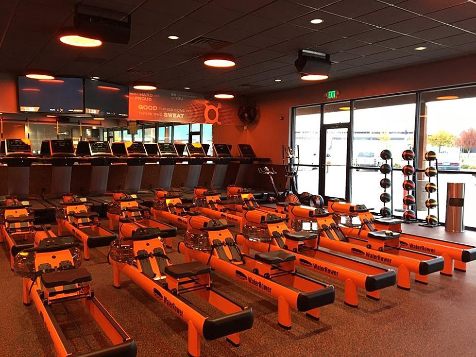 The Psychology of Retail Store Interior Design, Part 1: Color | OrangeTheory interior design
