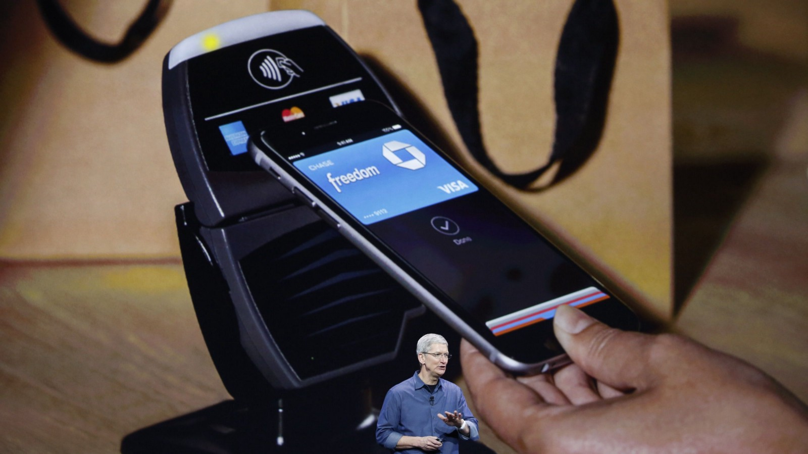 How to use apple pay on iPhone
