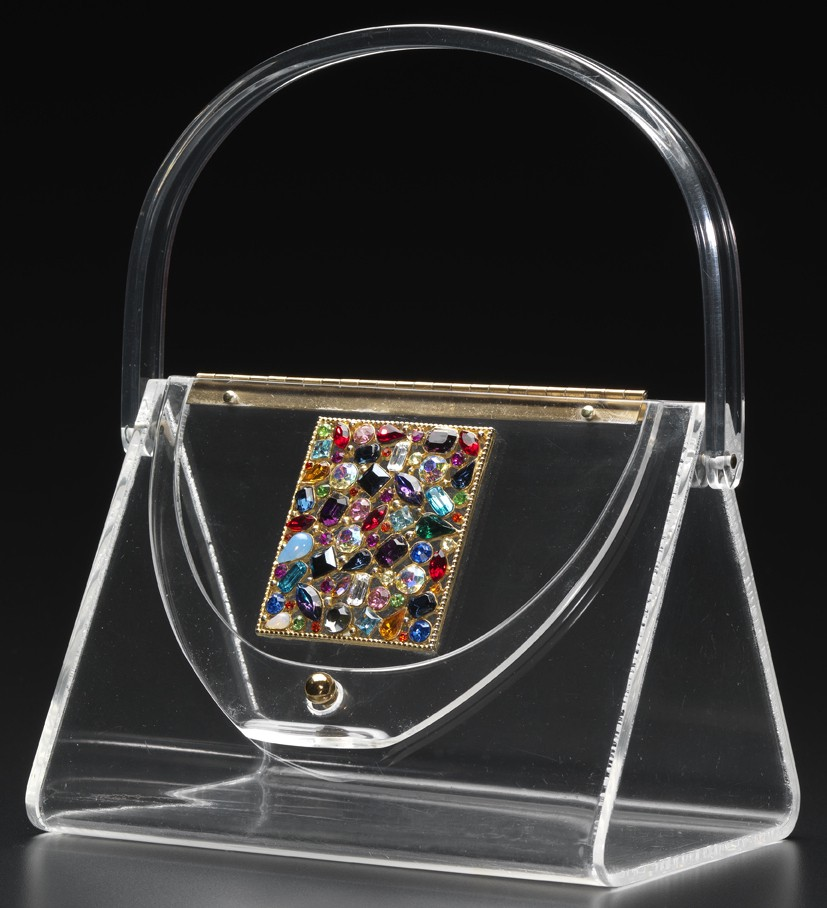 In The 1950s That Was A Ing Point And Explains Why Clear Bags Were Por Other Like Some Made By Wiesner Could Be Purchased