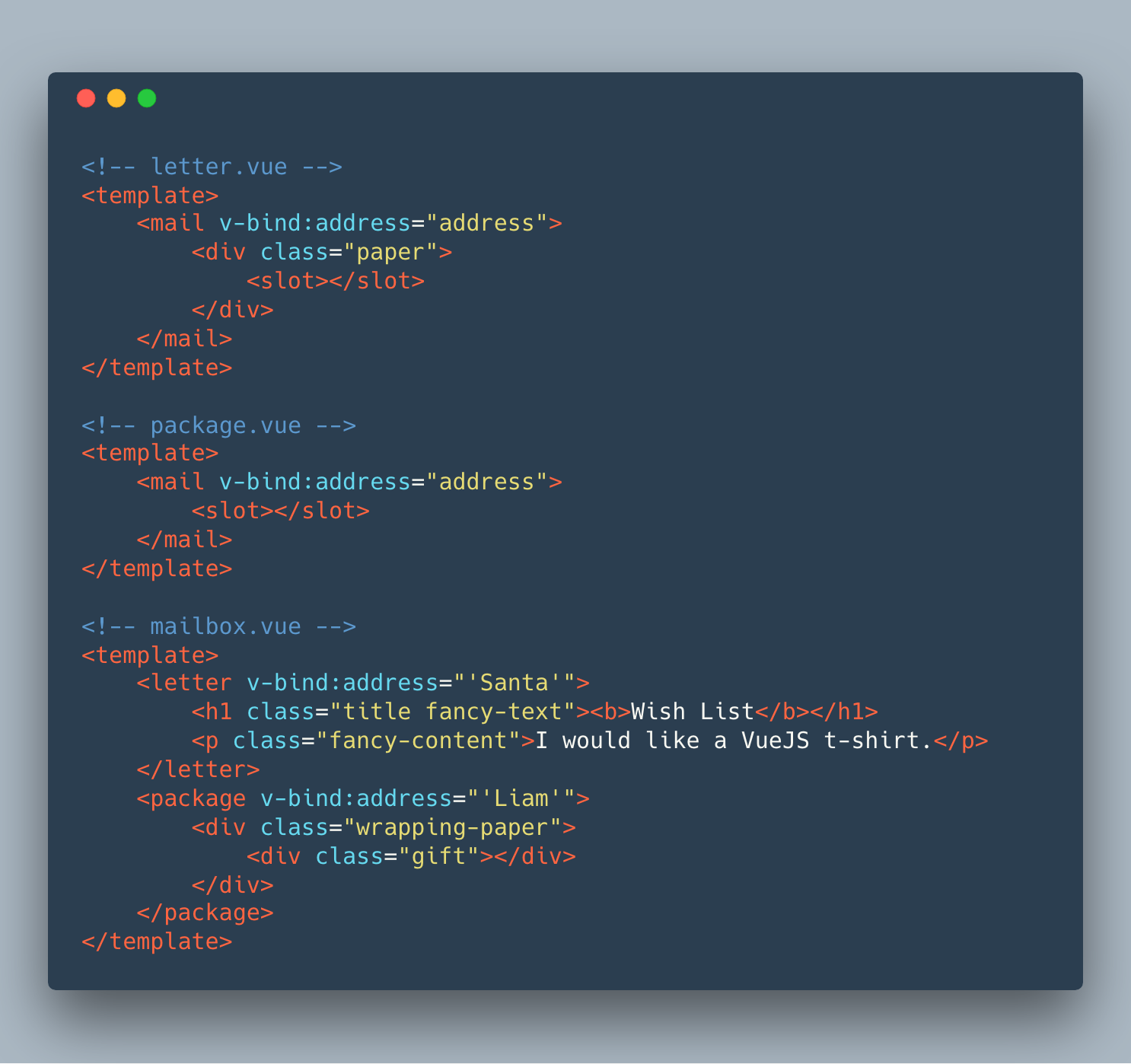 Fitting Slots Into Your Vue.Js Code – Phone2Action Engineering – Medium