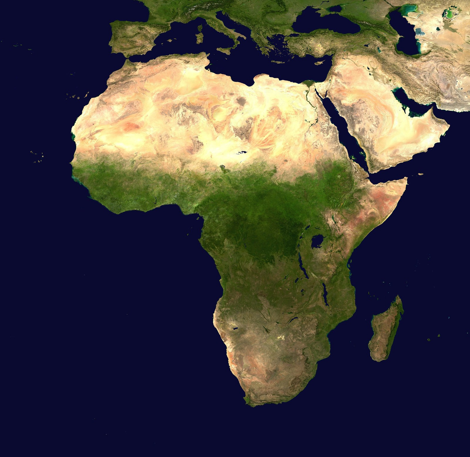 Africa is going green on technology adoption
