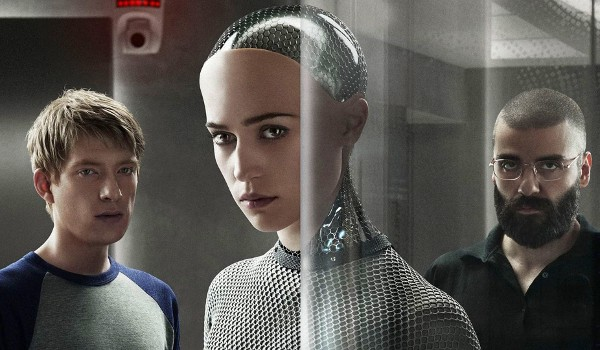 ExMachina Flixwatcher Podcast