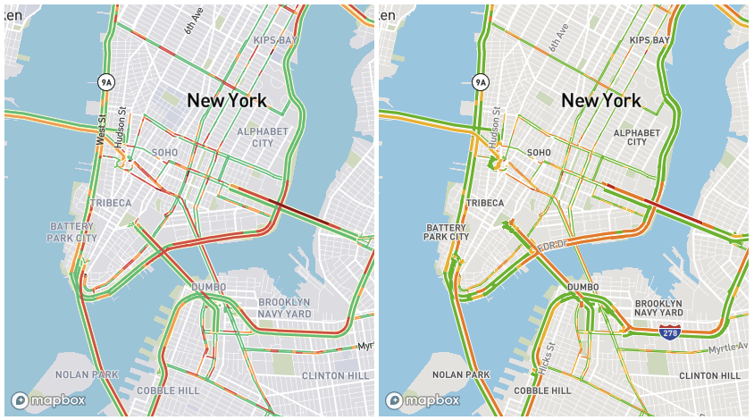 Live Traffic Maps Points Of Interest