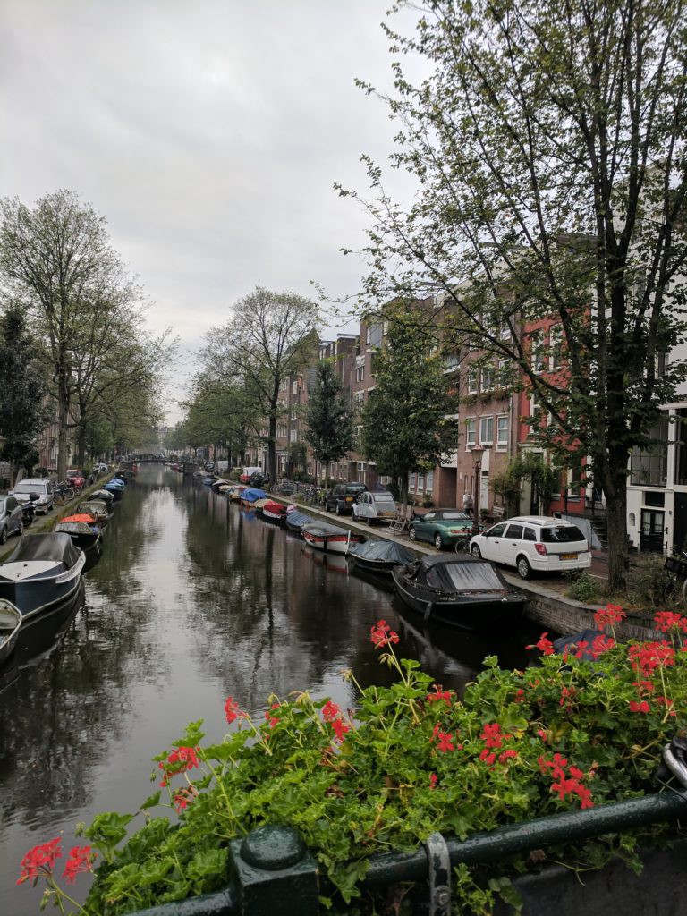 These canals though - so beautiful
