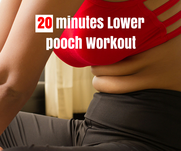 how to get rid of lower stomach fat