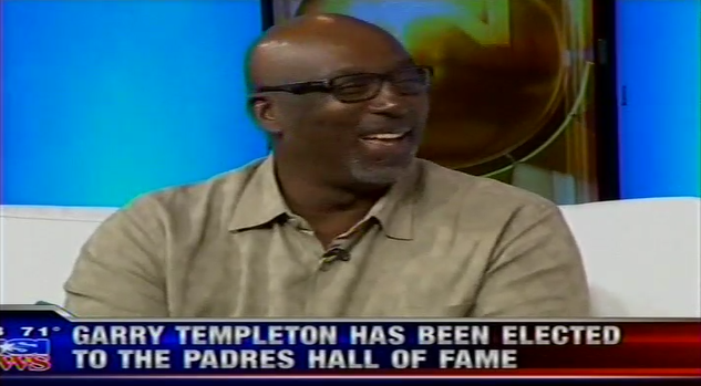 Garry Templeton Joins KUSI News to Discuss Padres HOF Induction