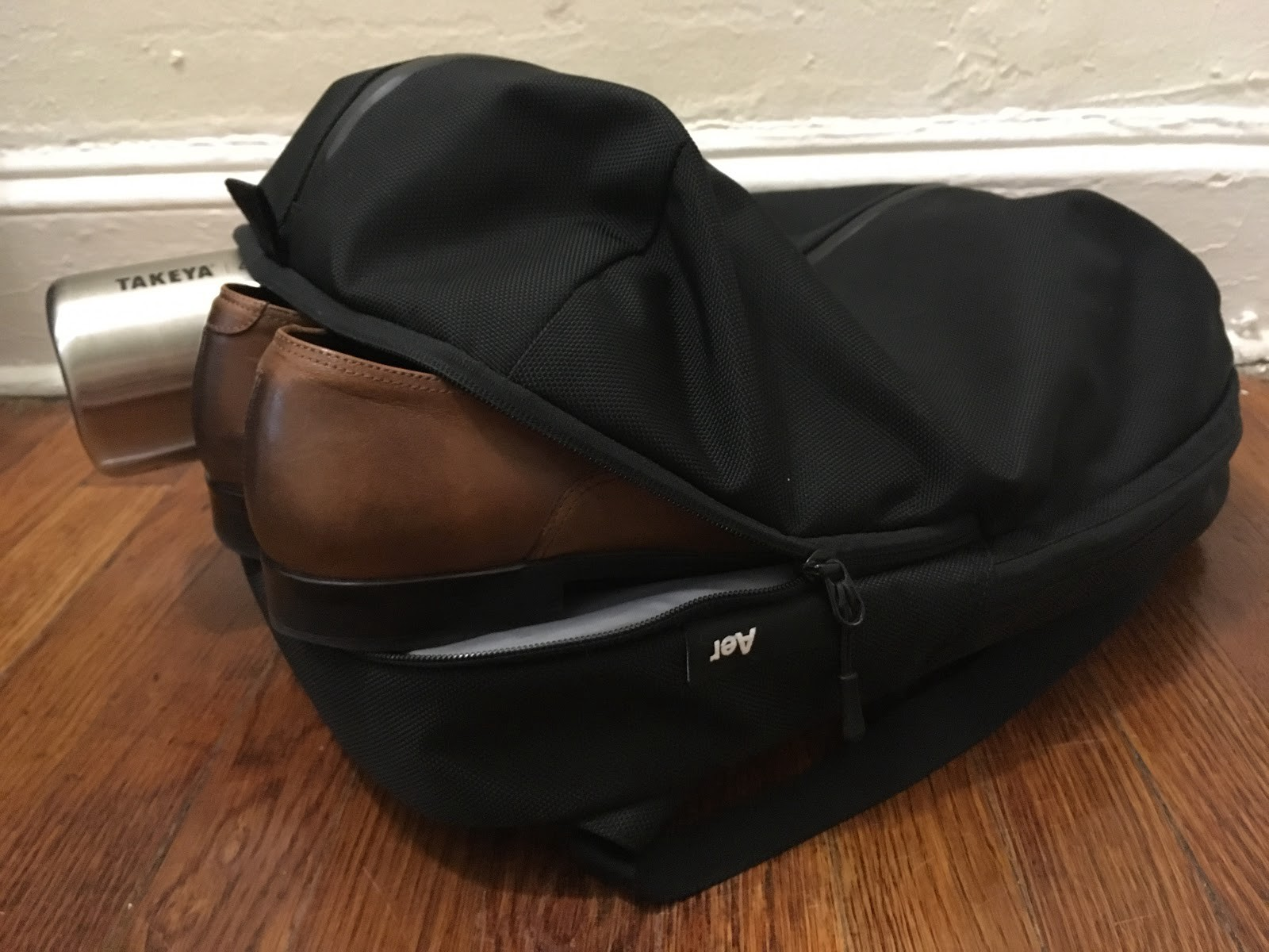 01b0282f75db Aer Fit Pack Review  Perfect Work Gym Bag for the City