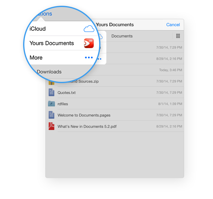 Add PDF Files To Convert PDF To JPEG or In Other Supported Format