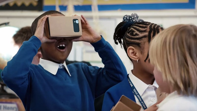 VR adoption in schools