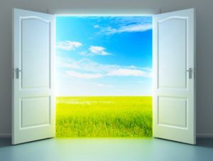 When one door closes another door opens & Why You Shouldn\u0027t Give A Damn About Massive Rejection