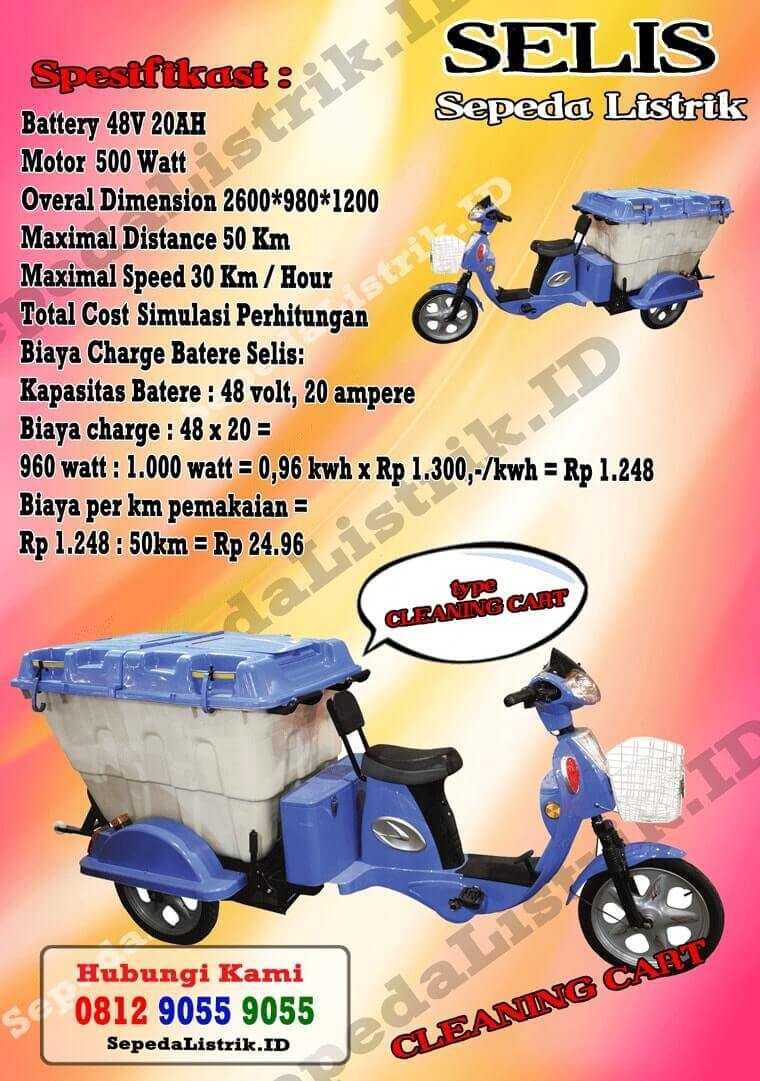 Harga Selis Butterfly Grand