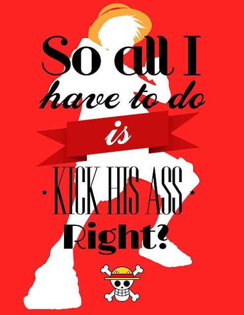 Luffy Quotes