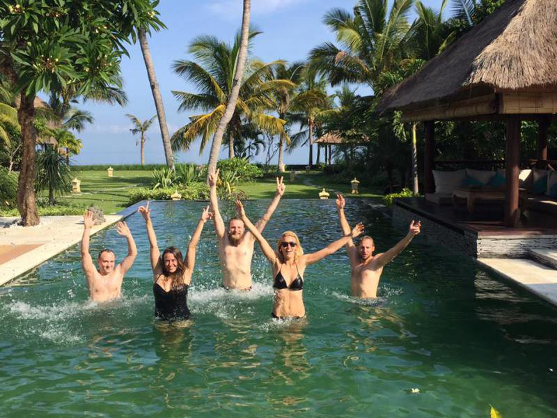 The Bali Workcation sure looked like a lot of fun!