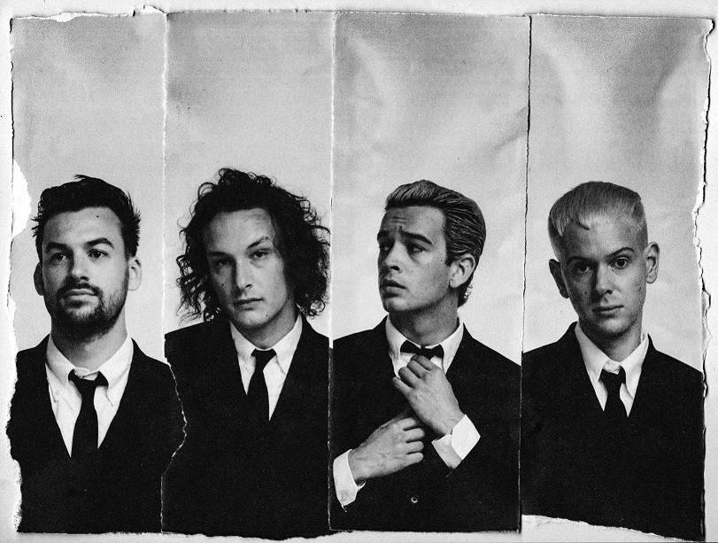 The 1975 Love It If We Made It Press Image